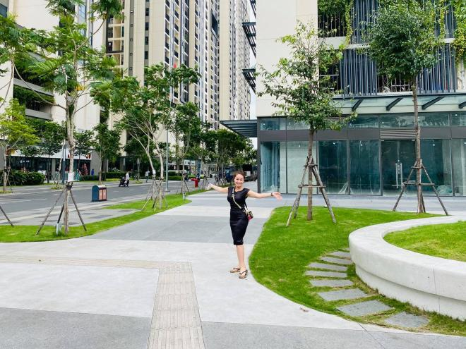 vợ cũ Thành Trung mua chung cư 5