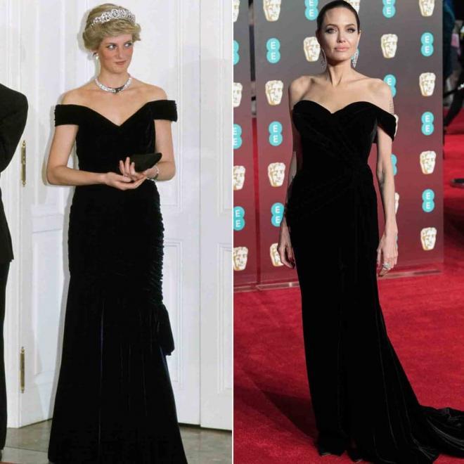 sao bắt chước phong cách của Công nương Diana 4