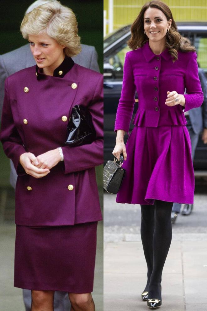 sao bắt chước phong cách của Công nương Diana 5