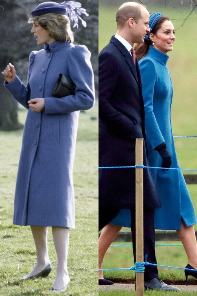 sao bắt chước phong cách của Công nương Diana 6