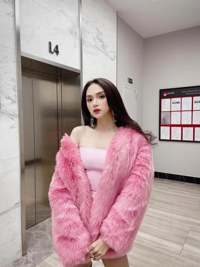 Hoa hậu chuyển giới Hương Giang 0