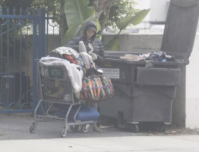 Vợ cũ của sao Hollywood trở thành người vô gia cư, phải bới thùng rác kiếm sống trong khi nam tài tử từ chối giúp đỡ 3