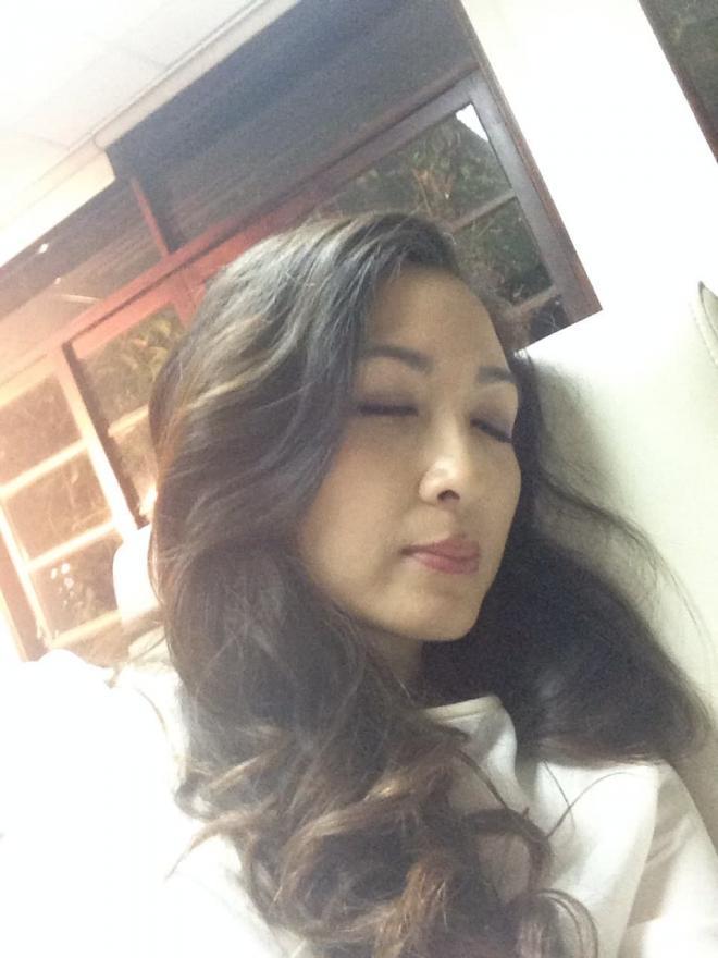 cuộc sống của diễn viên Khánh Huyền 0