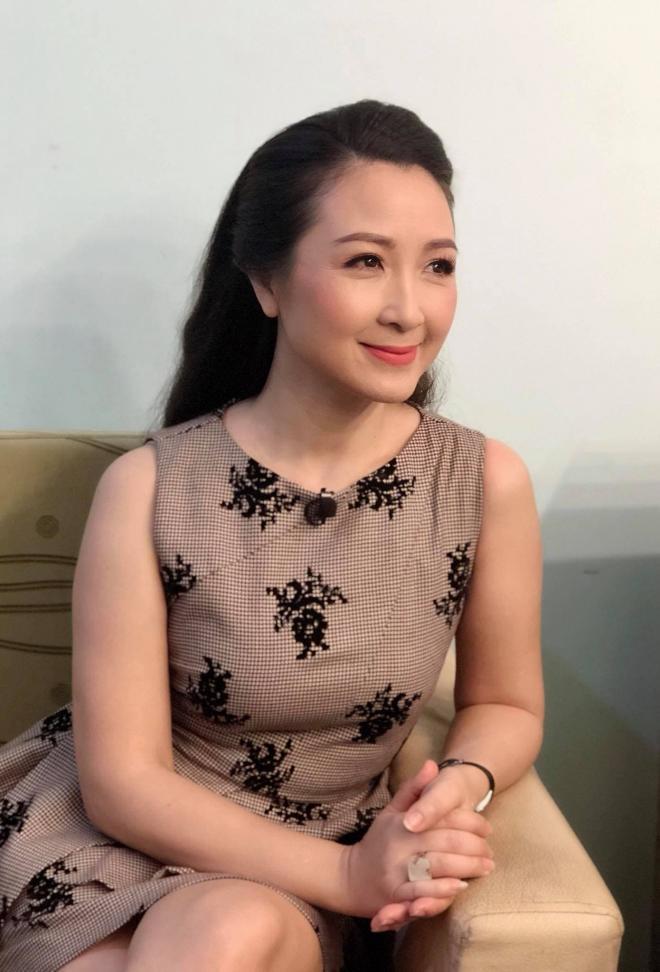 cuộc sống của diễn viên Khánh Huyền 4