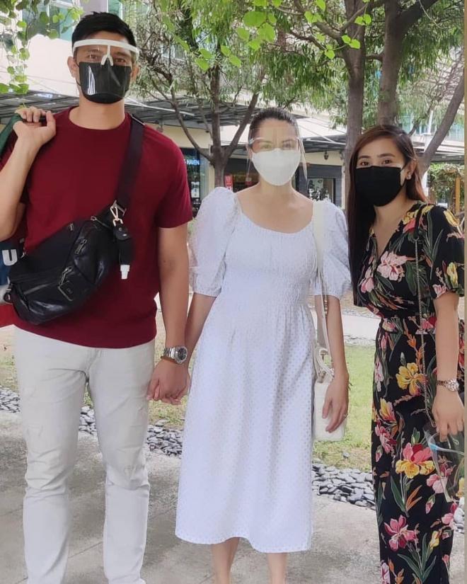 Mỹ nhân đẹp nhất Philippines dính nghi vấn bầu bí lần 3 khi lộ vòng bụng phát tướng