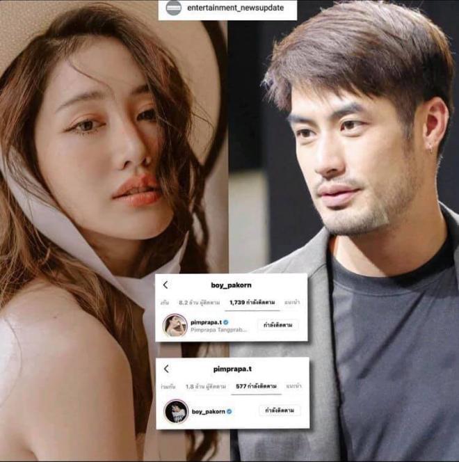Top diễn viên Thái được khán giả hy vọng đóng cặp trong năm 2021 1