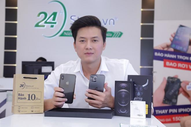 iPhone mới, 24hstore, store apple