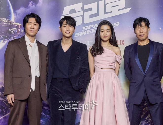 Song Joong Ki thú nhận tuyệt vọng sau khi ly hôn Song Hye Kyo 3