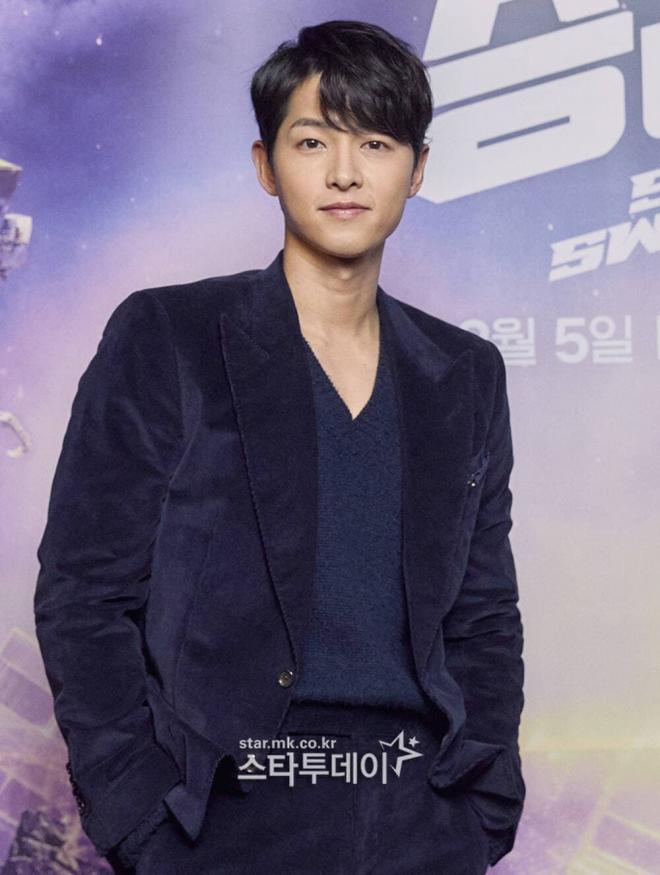 Song Joong Ki thú nhận tuyệt vọng sau khi ly hôn Song Hye Kyo 2