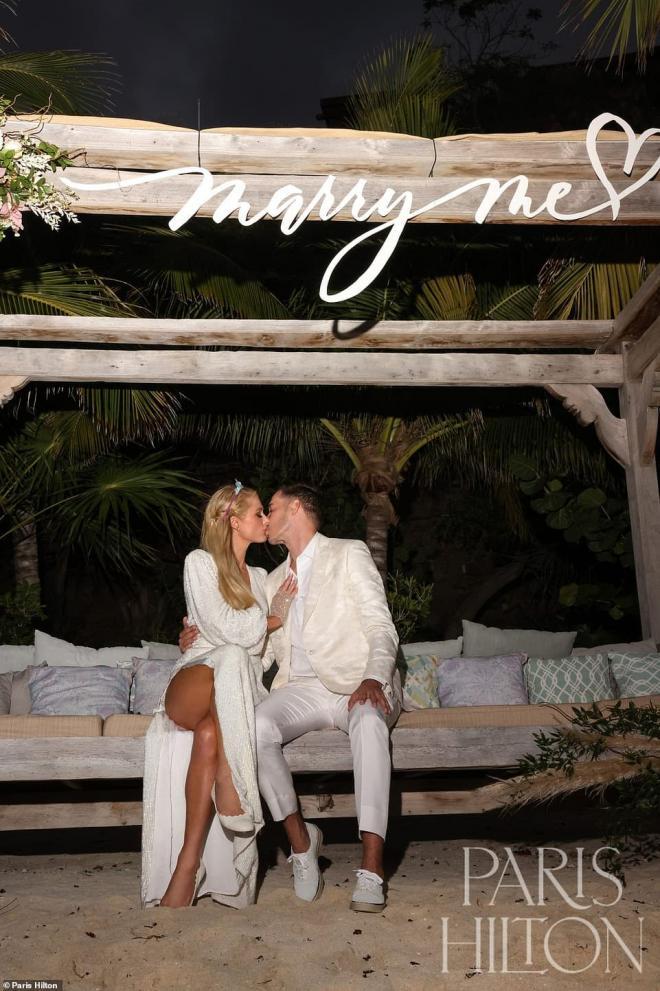 Sinh nhật tuổi 40, 'tiểu thư Hollywood' Paris Hilton được cầu hôn bằng nhẫn kim cương khổng lồ 11