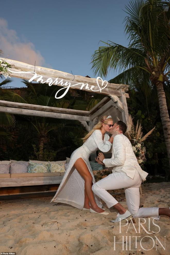 Sinh nhật tuổi 40, 'tiểu thư Hollywood' Paris Hilton được cầu hôn bằng nhẫn kim cương khổng lồ 12
