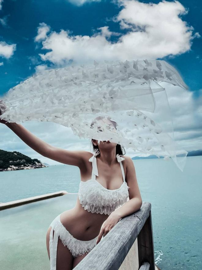 Gia nhập mỹ nhân diện bikini mùa hè, Puka khiến cư dân mạng xỉu ngang khi khoe body sau Tết