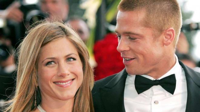 Jennifer Aniston và Brad Pitt 19