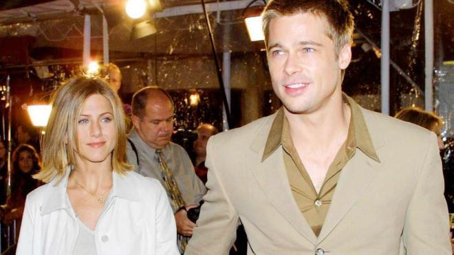 Jennifer Aniston và Brad Pitt 17