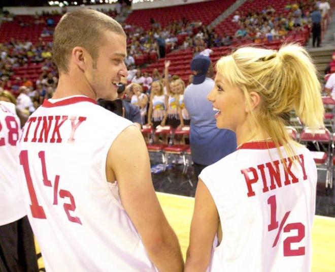 11 lần Justin Timberlake công khai hạ nhục Britney Spears đến nỗi bị mắng 'không đáng mặt đàn ông' 8