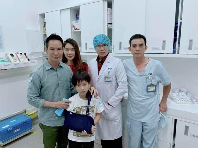 Bác sĩ Nguyễn Tuấn Định, Con trai Lý Hải