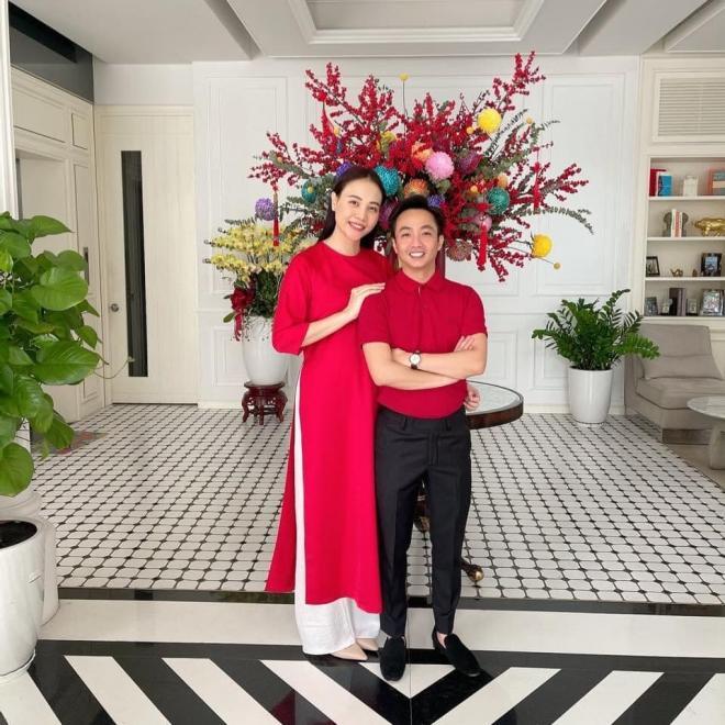 Vừa được Đàm Thu Trang nhắc nhẹ, Cường Đô La đã ra tay tặng quà siêu xịn trước 8/3
