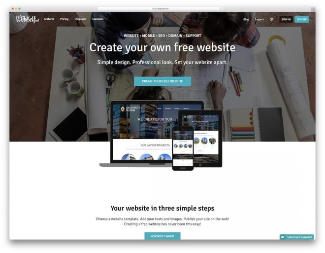 Thiết kế Web, Xây dựng website, Bizfly