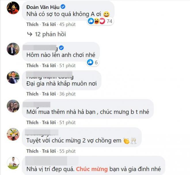 Khắc Việt mua biệt thự 0