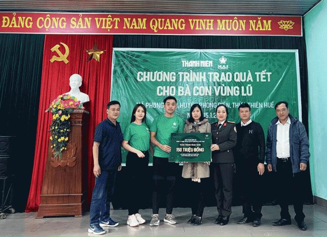 Nguyễn Thị Ngọc Thúy, doanh nhân trẻ, Mỹ Phẩm M.A.I