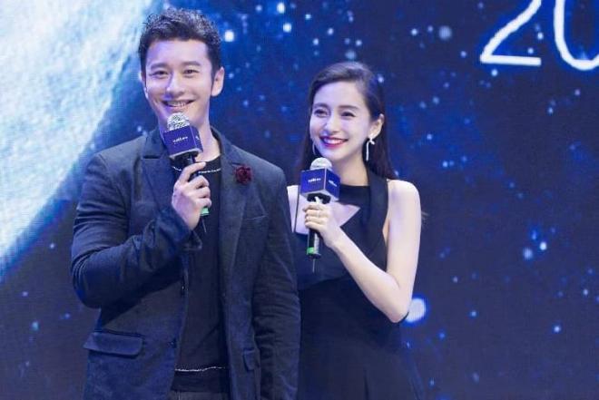 Angelababy mặc áo đôi với chồng đi chơi, người trong cuộc tiết lộ Huỳnh Hiểu Minh đang phải cố gắng hết mình để níu kéo bà xã 2
