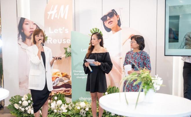 H&M, Chiến dịch Let'sReuse