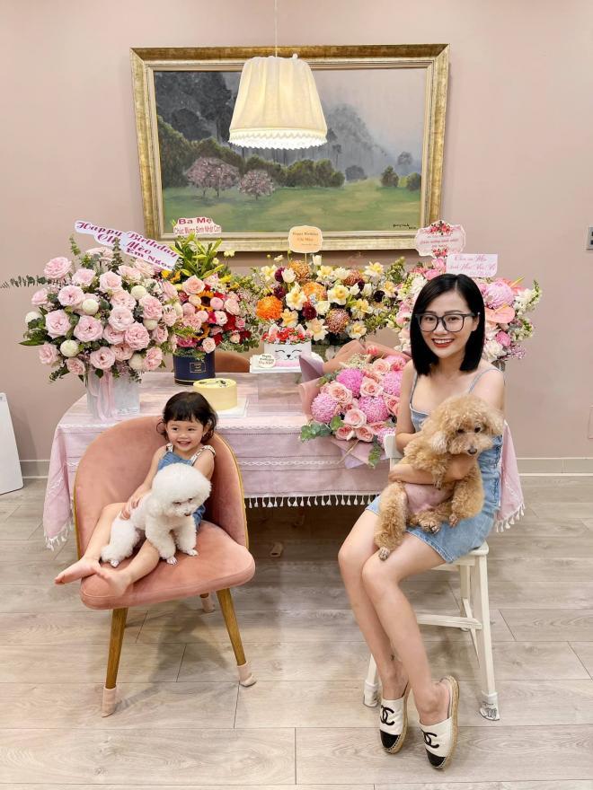Lấy chồng cơ trưởng, em gái Quang Vinh có cuộc sống sang chảnh thế nào?