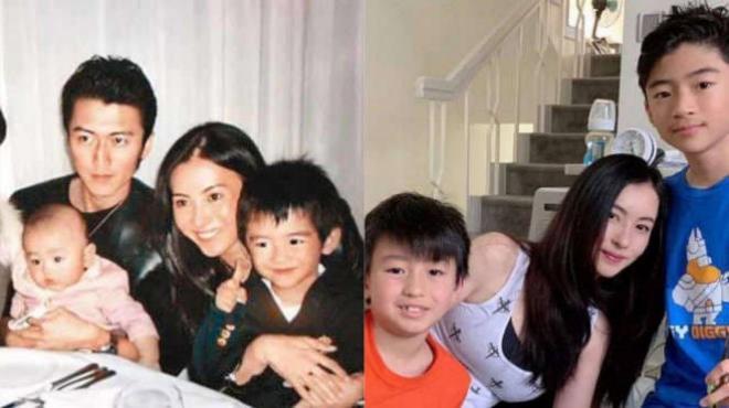 4 sao nữ nổi tiếng của Hoa ngữ bị chỉ trích vì không quan tâm con sau 6