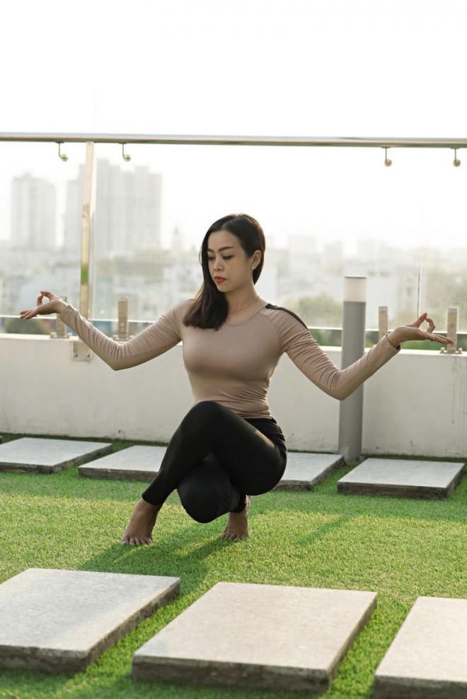 Yoga, Thiền, Oanh nguyễn