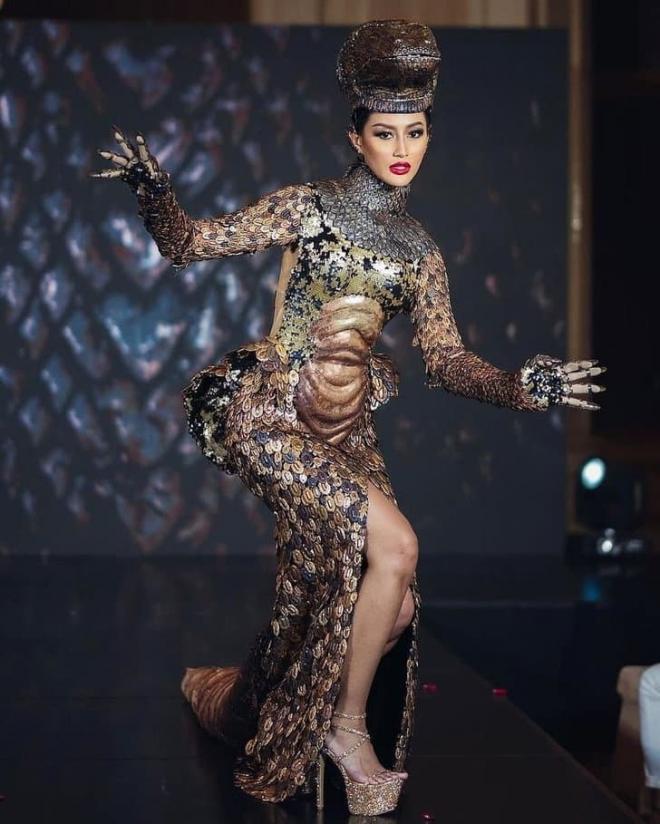 Hoa hậu Hoàn vũ Indonesia 6