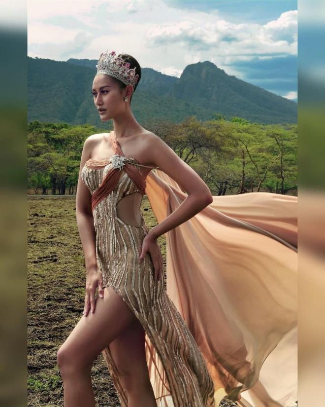 Hoa hậu Hoàn vũ Indonesia 13