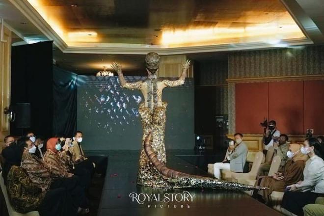 Hoa hậu Hoàn vũ Indonesia 2