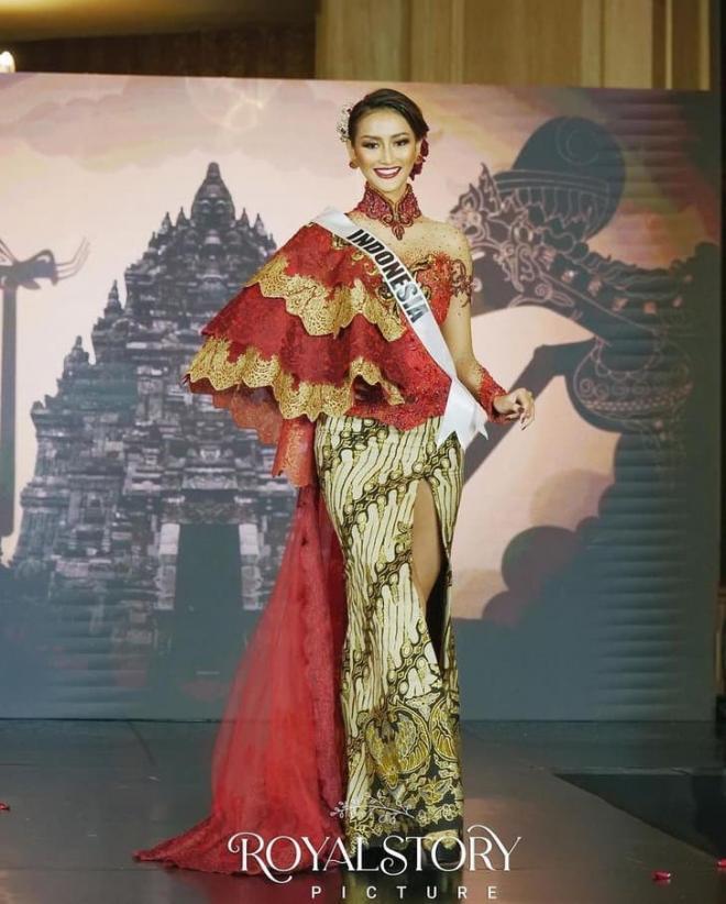 Hoa hậu Hoàn vũ Indonesia 9