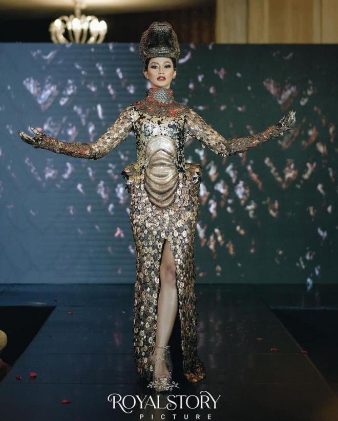 Hoa hậu Hoàn vũ Indonesia 7
