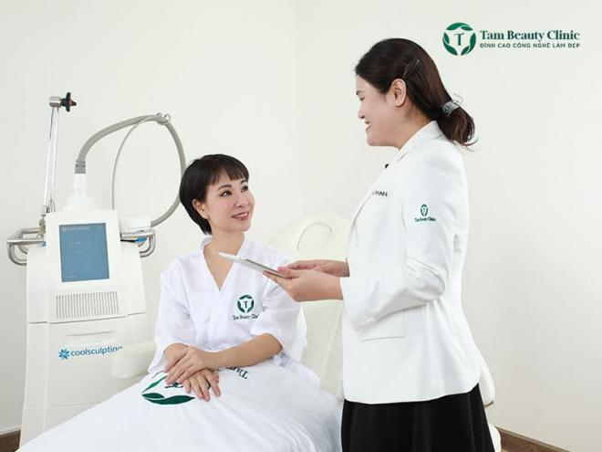Tâm Beauty Clinic, Uyên Linh, Trẻ hóa da