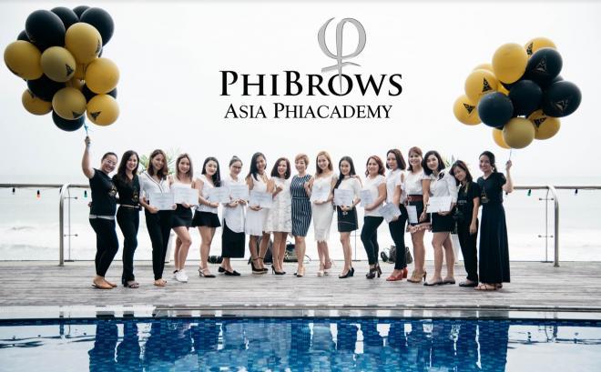 Grand Master Hương Phan, Nano PMU, Phun xăm thẩm mỹ, Hương Phan Academy
