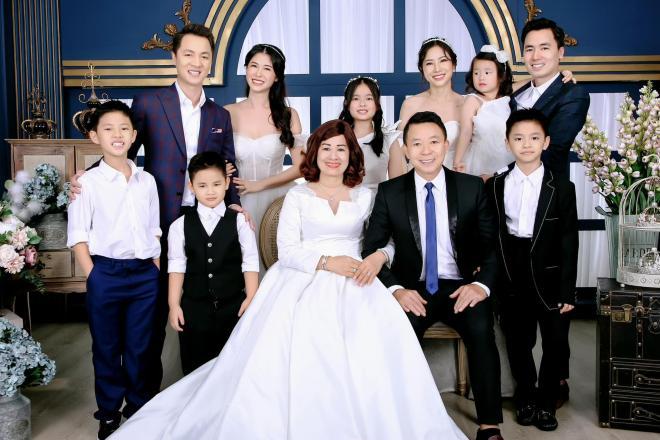 gia đình Đăng Khôi  1