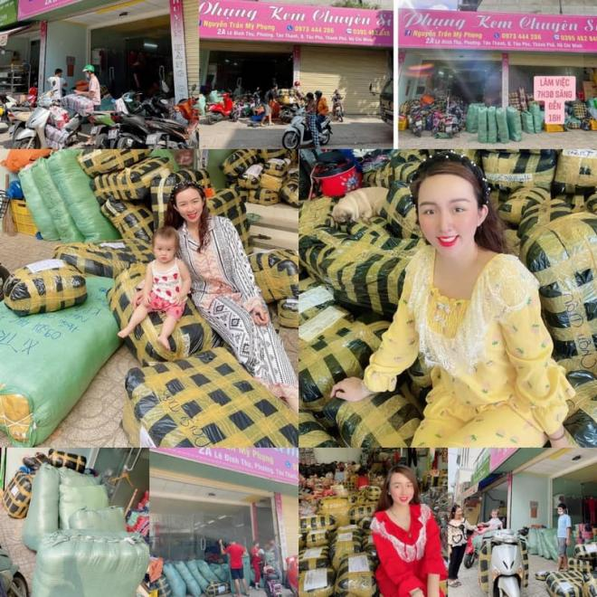 Nguyễn Trần Mỹ Phụng, Kinh doanh online
