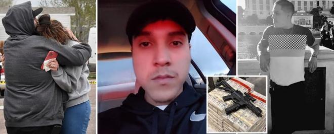 Người thanh niên bắn chết 6 người vì không được mời sinh nhật 8