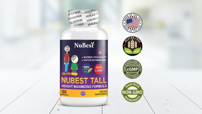 Chiều cao của trẻ, sức khỏe trẻ em, thúc đẩy tăng chiều cao, NuBest Tall