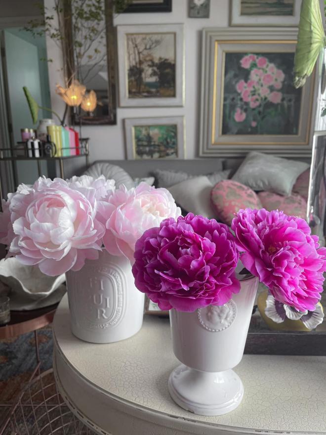 Lý Quí Khánh và hoa 5