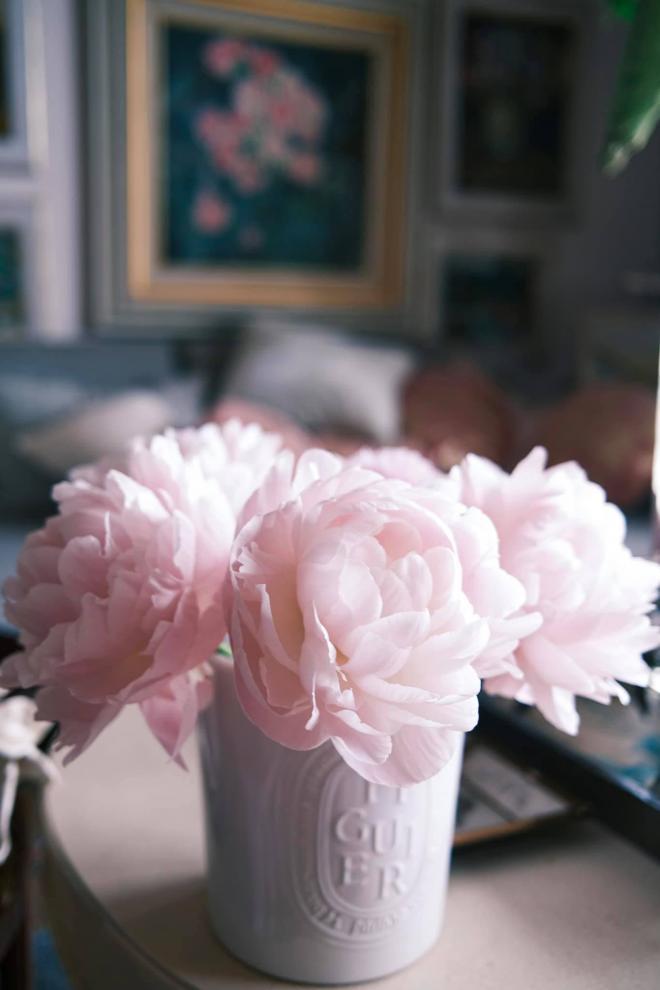 Lý Quí Khánh và hoa 7