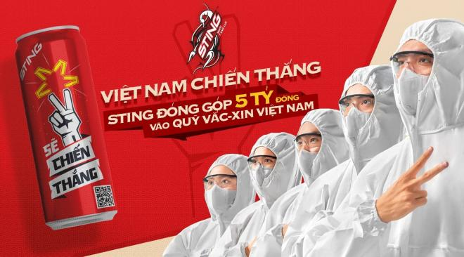 Suntory PepsiCo Việt Nam, Sting