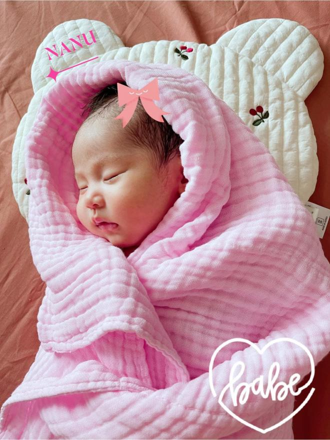 đầy tháng con gái Bảo Thanh  1
