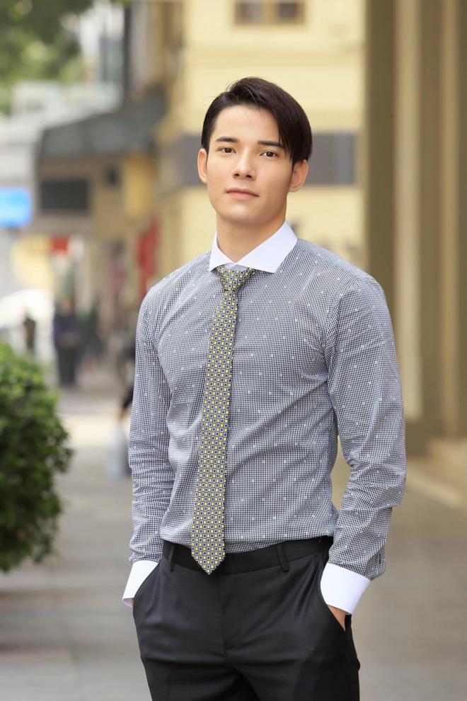 Em trai Thu Quỳnh tại Hương vị tình thân  4
