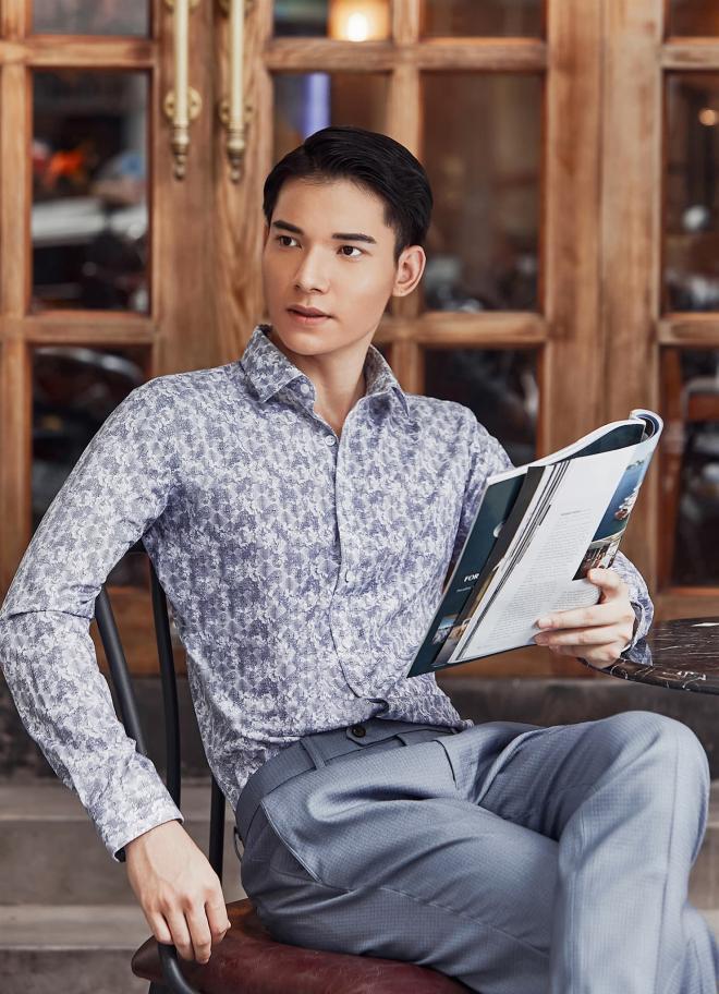 Em trai Thu Quỳnh tại Hương vị tình thân  5