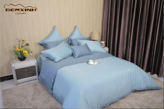 Đệm Xinh luxury, chăn ga gối đệm, nội thất đẹp