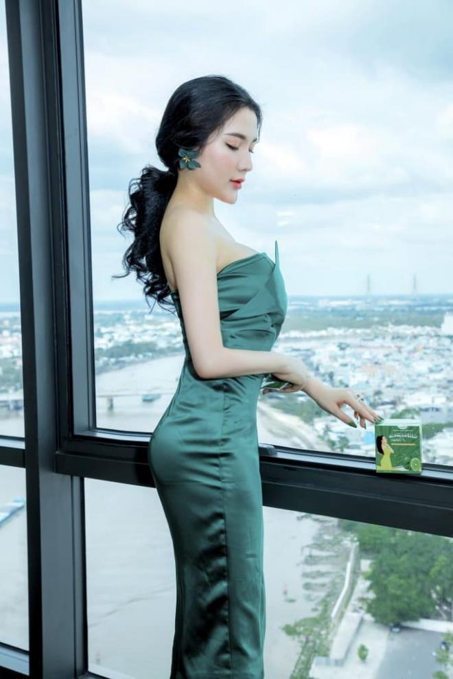 Doanh nhân Trần Thị Bích Ngân, mỹ phẩm N-Collagen