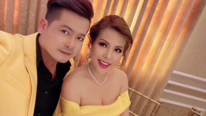 Ca sĩ Quang Toàn, Thắm Bebe, Hoàng Anh
