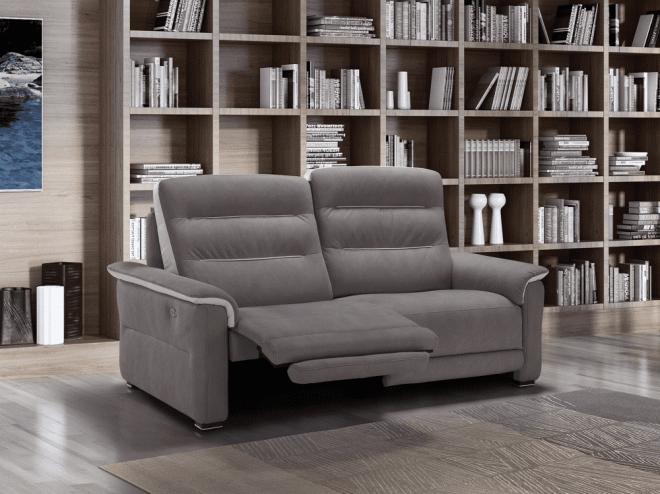 sofa da bò Satis, sofa Ý, Thế giới sofa, sofa nhập khẩu